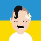 Patriotic Ukrainiens avatars
