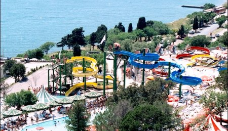 Blue Bay parc aquatique
