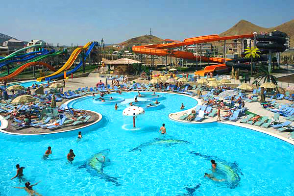 parc aquatique koktebel