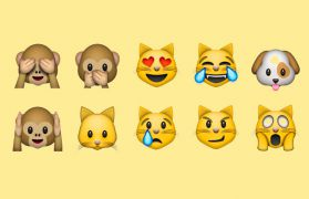 L'interprétation de emoji emoji